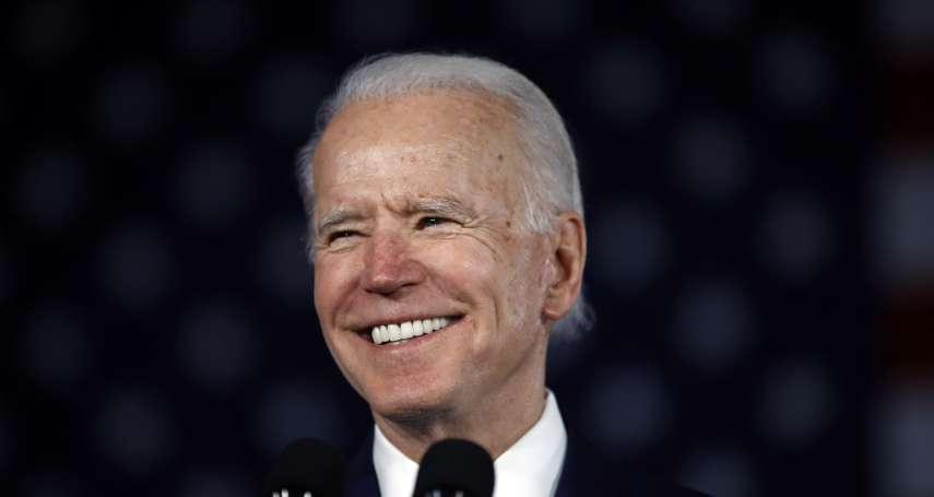 2020美國總統大選》女性、非裔、接班人...... 拜登副手怎麼選,就看他要不要拚連任