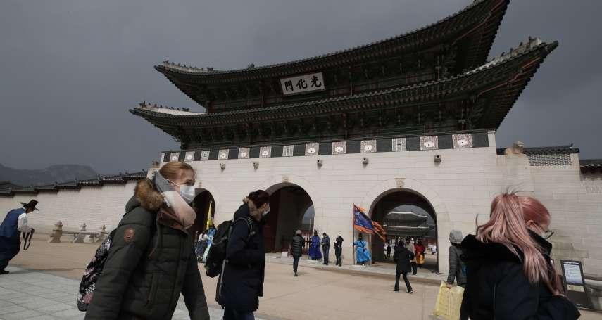 武漢肺炎風暴》南韓確診病例逾3700人、新增1人死亡 年紀最小感染者才出生45天