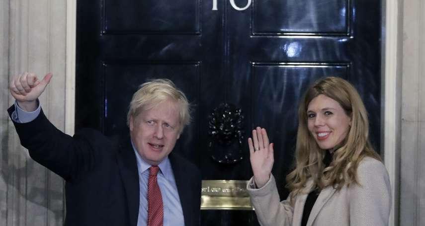 英國首相強森夫人宣佈懷孕有喜 期待流產之後的「彩虹寶寶」