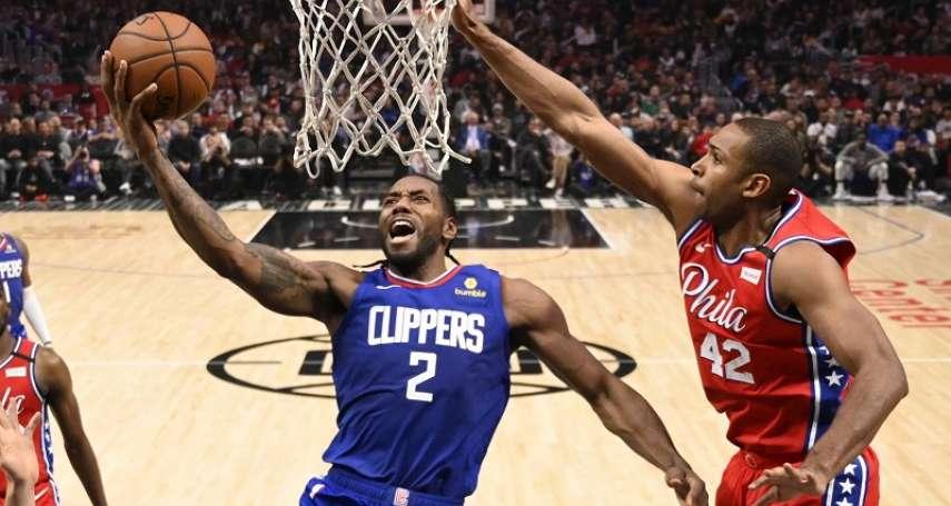 NBA》快艇和總冠軍的距離有多遠 球隊一哥點出這些關鍵因素