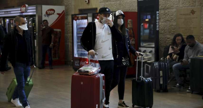 非針對台灣!旅行團與武漢肺炎感染者同機 外交部:以色列要求同機所有人離境