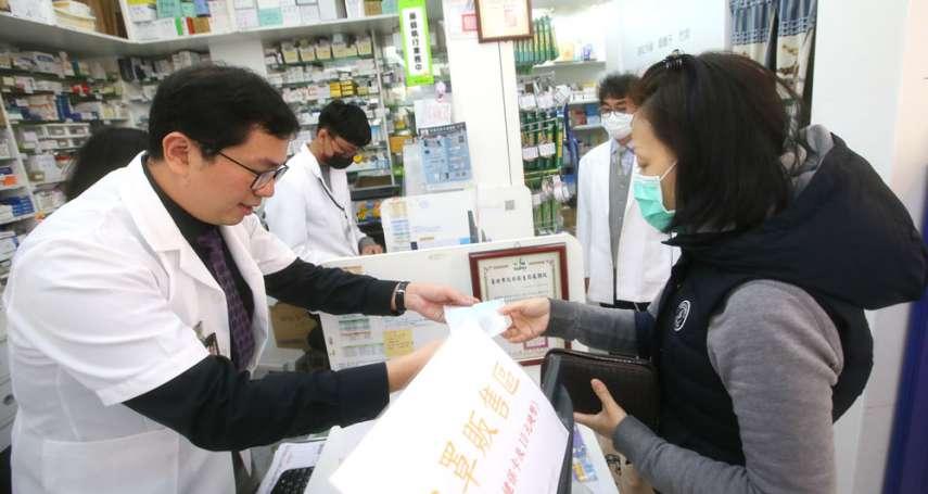 「酒精棉片叫不到貨!」藥師:糖尿病患很困擾,政府應分給每間藥局20盒