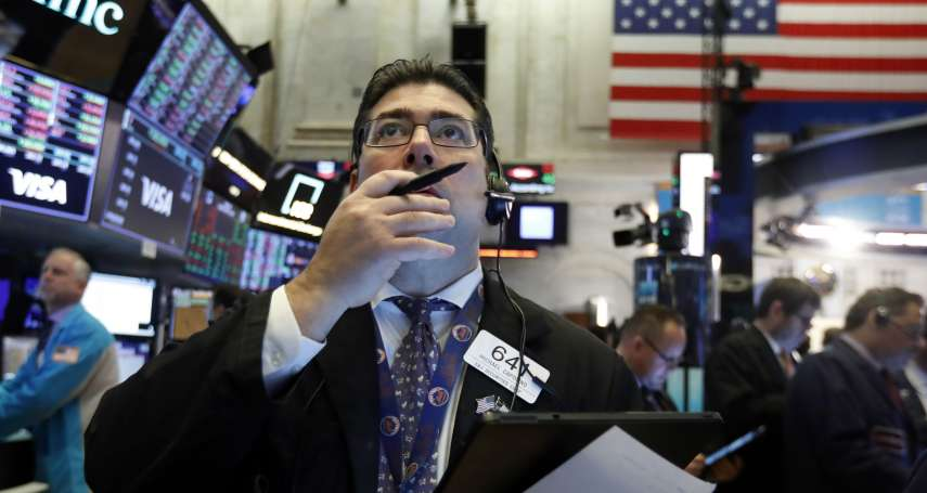 武漢肺炎代誌大條!Fed祭出緊急降息  美股不漲反跌的原因是......