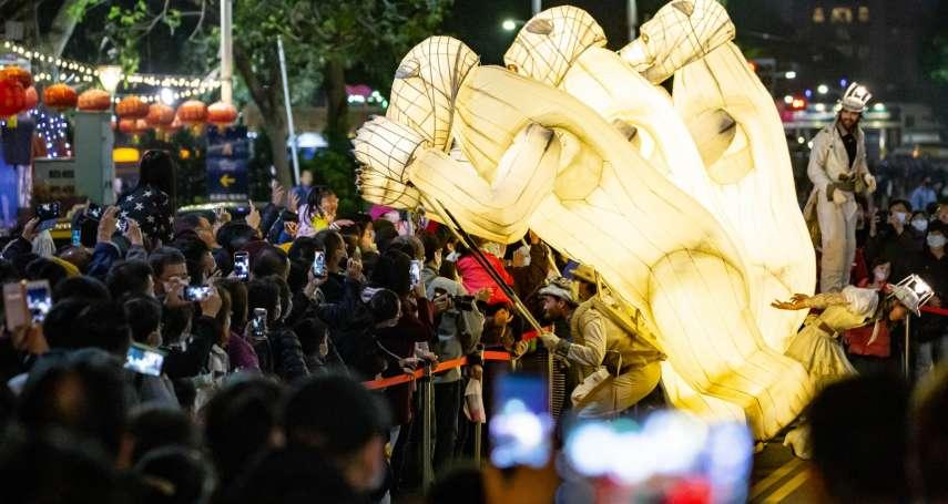 2020高雄燈會藝術節 95%遊客滿意度比讚