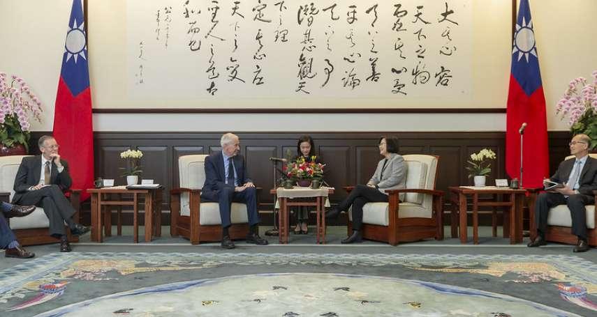 劉性仁觀點:台北法案在「口惠」之外必須付出的代價