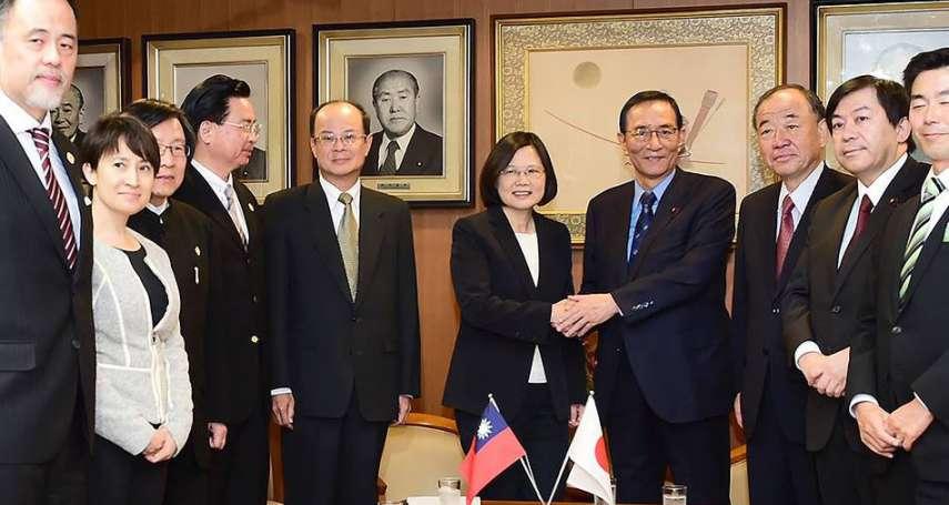 新新聞》日本通林成蔚接國防院執行長,推動台日軍事交流