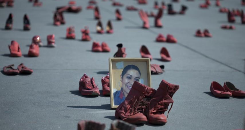 3月9日是「沒有女人的一天」!每天有10位女性慘遭殺害 墨西哥姐姐妹妹集體罷工對抗性別暴力