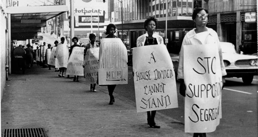 亞特蘭大學運60周年》21歲少女手寫請願書 成民權運動里程碑宣言!憂美國種族歧視復興:「現代人甚至不會遮掩」