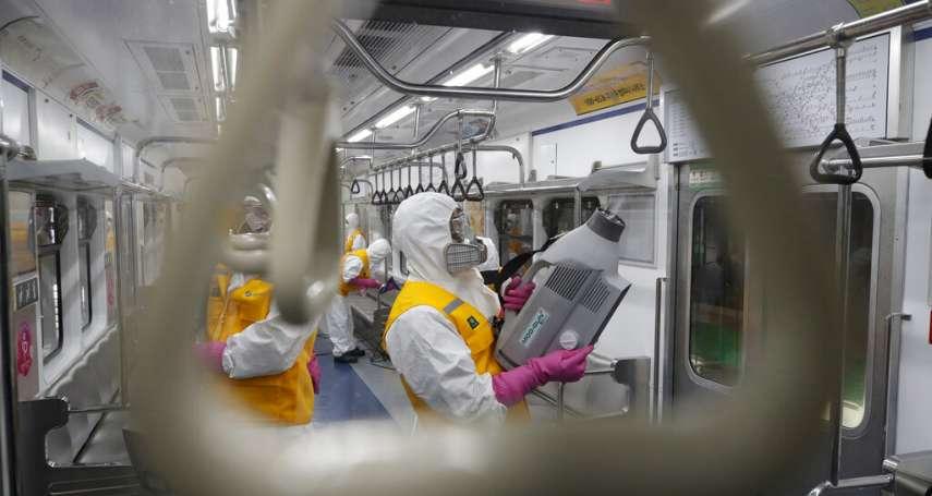首爾確診人數10天翻一倍,專家警告:南韓恐迎來第三波疫情高峰