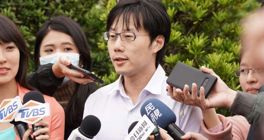 因氣爆善款遭監院約談 陳冠榮轟:政治追殺是韓市府一直以來的態度