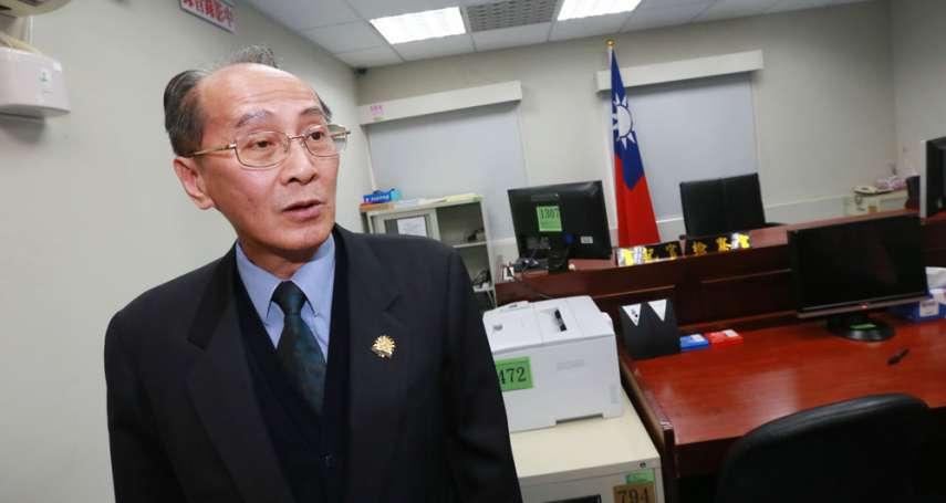 新新聞》郭文東代理檢察長一年創紀錄,安內攘外洗刷「逃」檢汙名