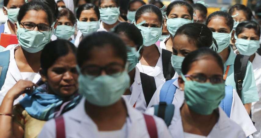 當未知疾病來襲:新冠病毒之後,下一個流行病來自氣候變遷?:《氣候緊急時代來了》選摘(1)