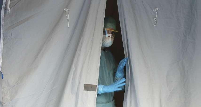 蘇曉康專文:講衛生─人類制度之惡正是病毒的幫兇