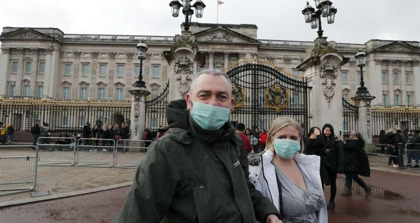 老人通通給我宅在家!英政府為防疫將宣布:70以上老人別出門