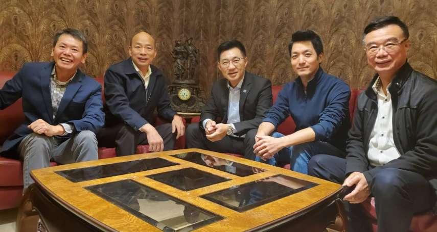 夏珍專欄:韓國瑜的生門,「罷韓」的死穴