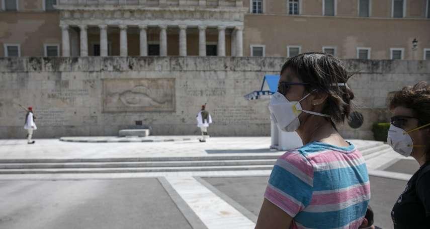 案59「遊希臘」成眾矢之的 親友攤出入境時間軸戰網友:搞清楚再發言
