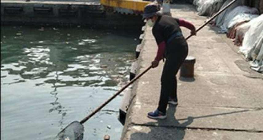 防範登革熱 高市海洋局提早啟動港區防治作業