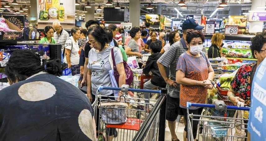 再靠近就坐牢!新加坡祭出「全球最嚴防疫」,民眾相距一公尺內恐蹲半年牢