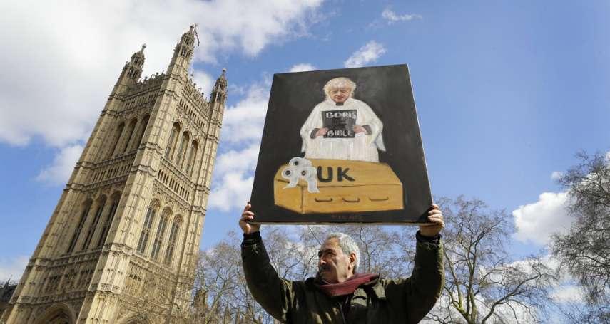 「佛系防疫」急轉彎?英國首相強森呼籲:全民避免「非必要」外出、70歲以上老人在家隔離12周