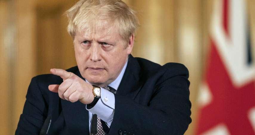 中國隱匿疫情讓強森內閣氣炸!傳英國5G建設恐徹底排除華為