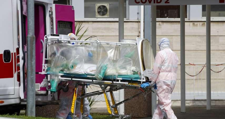 義報章滿訃文、俄富豪搶呼吸器……醫師揭為何歐美淪陷,台灣卻「挺住」