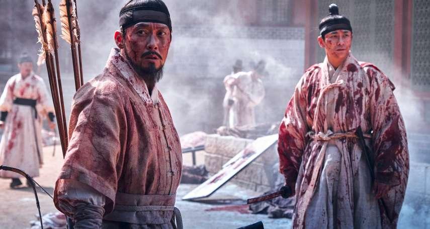 Netflix跨越電視編劇與電影導演合作模式 韓劇《屍戰朝鮮》衝上亞洲收視排行榜