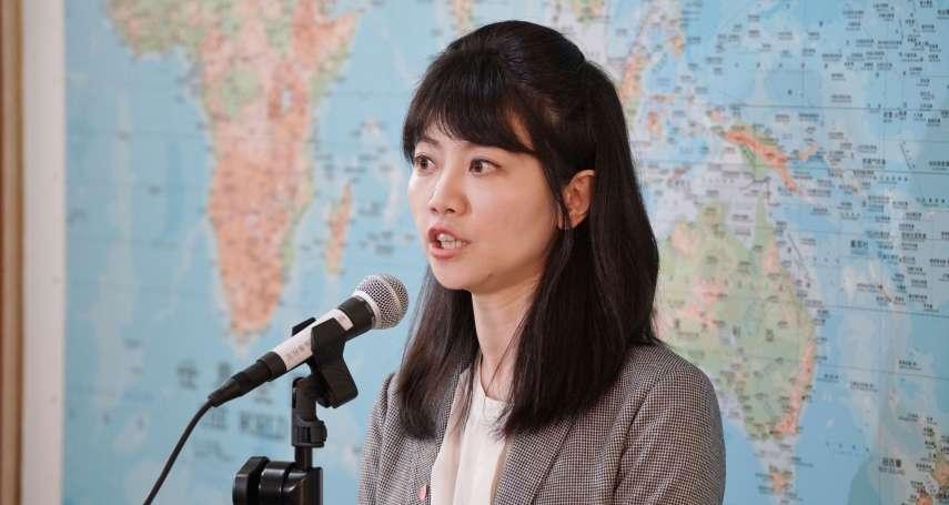 夏珍專欄:高嘉瑜錯表態,民進黨真無良