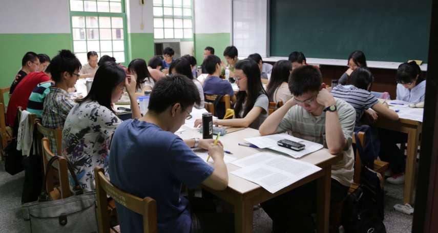 後段私校倒閉危機誰關注?李惠仁嘆:不可能每個人都唸國立大學