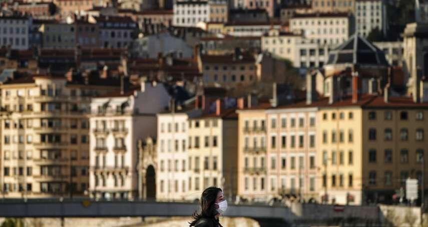 法國實施「全民禁足令」,一天開出4095張罰單!法內政部長:將逐步提高罰款,發揮勸阻外出效果