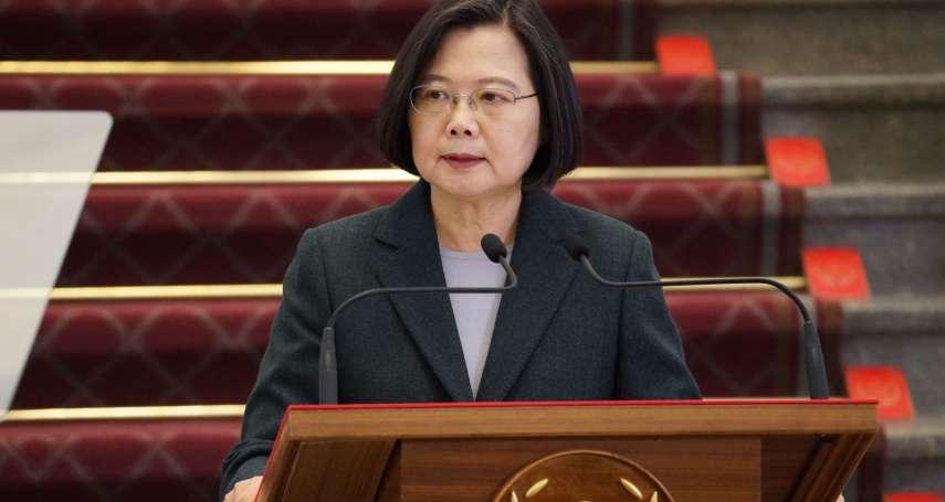 民進黨520布局》展現與中國對話誠意!蔡英文物色新陸委會主委人選