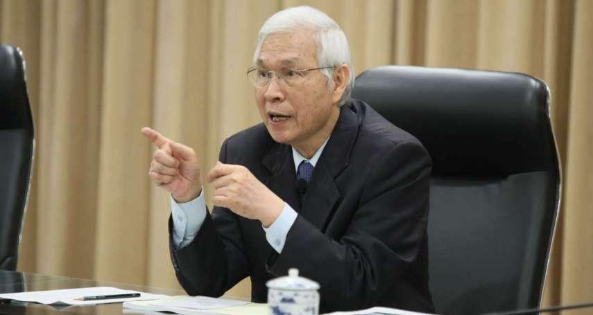 陳錦稷專欄:政府還有擴張性財政這支箭可射