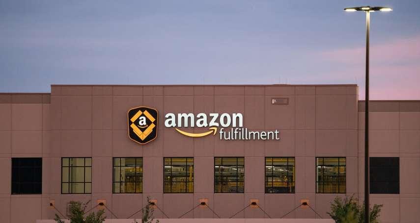 逆勢贏家!》百業急凍,但亞馬遜計劃再招10萬名倉儲和快遞員工