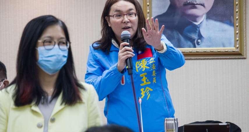 「註記湖北國人是歧視!」陳玉珍:在湖北關了60天,有問題早就怎麼樣了