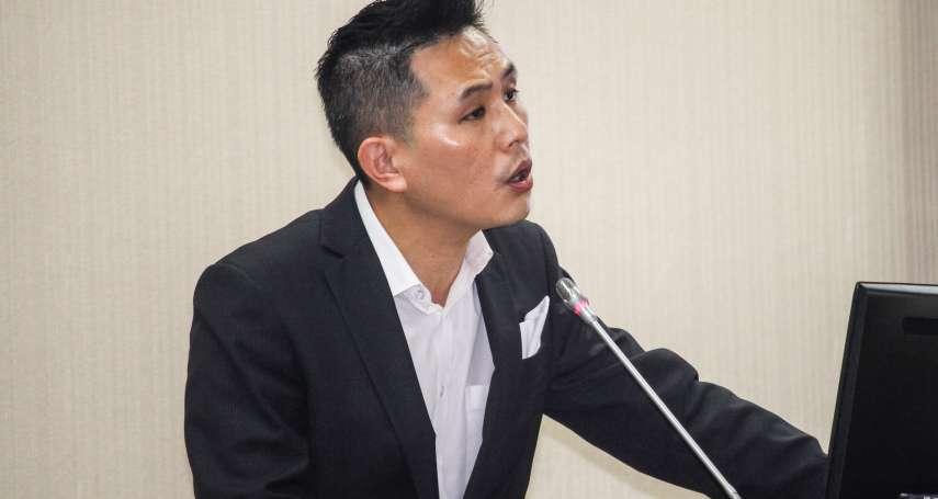 汪葛雷觀點:川普選情有變,外交部名片就不敢用臺灣?