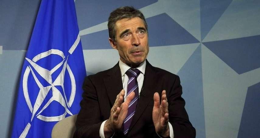 北約前秘書長呼籲歐盟:不可坐視中國霸凌港台,應與民主台灣深化合作