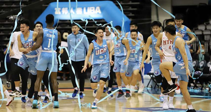 UBA》健行擊敗師大連霸成功收視率創紀錄 劉孟竹教練:每一位球員都是MVP