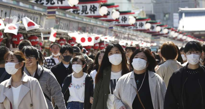 防疫外交》捐200萬片口罩給日本前線醫護 日本駐台代表泉裕泰:全球見證台灣貢獻