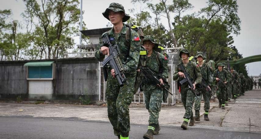 不畏疫情!特戰部隊啟動行軍訓練 強化戰力不停歇