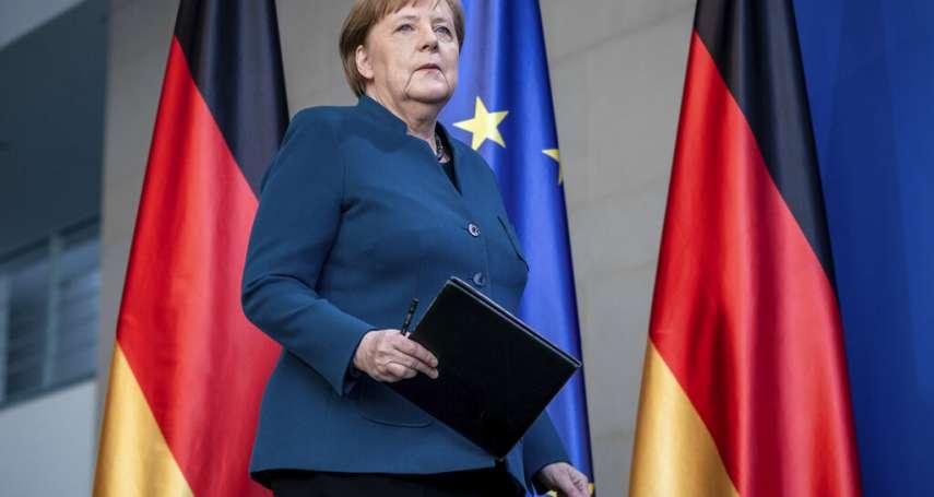 廖亦武專文:李澤華和隔離中的德國總理