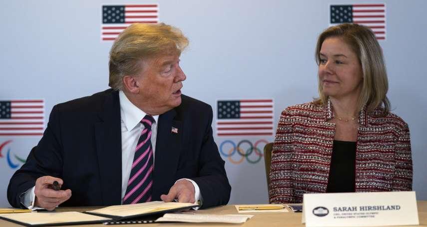 2020東奧》92%選手訓練受影響 美國奧會表態希望東奧延期