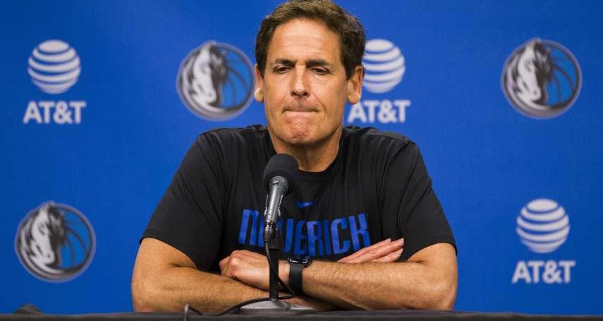 人們需要可歡呼的事情,NBA獨行俠老闆庫班估6月前復賽:沒觀眾照打!