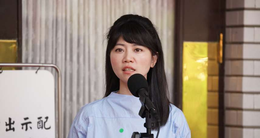 稱韓國瑜是「高雄金正恩」被抗議 高嘉瑜道歉:這是對金正恩的侮辱