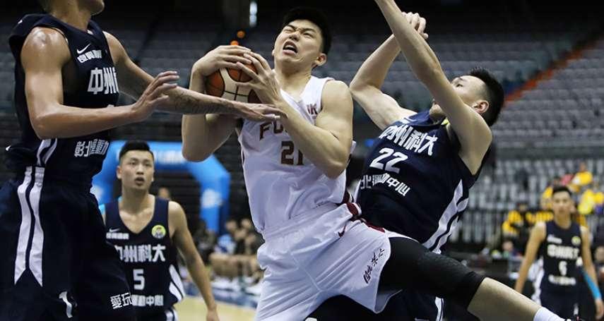 台灣籃球陷入黑暗期,大專籃球員的光榮時刻已結束,謹慎的「升學考量」成基層選手唯一出路