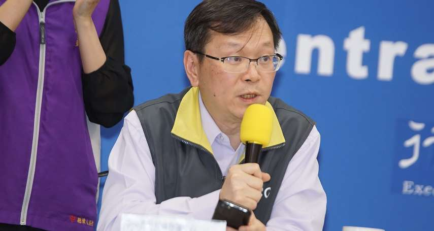 在國外已經確診武漢肺炎,還能回台灣嗎?莊人祥這樣說