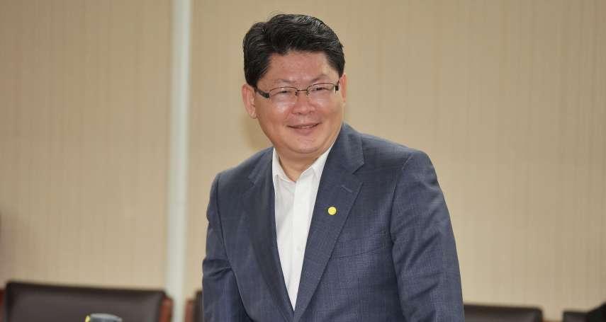 林佳龍左右手黃玉霖接民主基金會執行長 民進黨代表董事換這3人