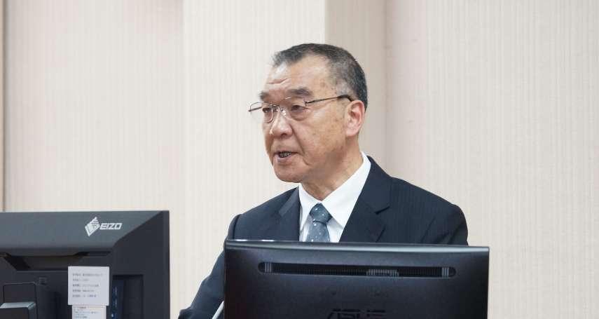 「疫情紛擾必須找出口點」 邱國正:中國有可能中止ECFA