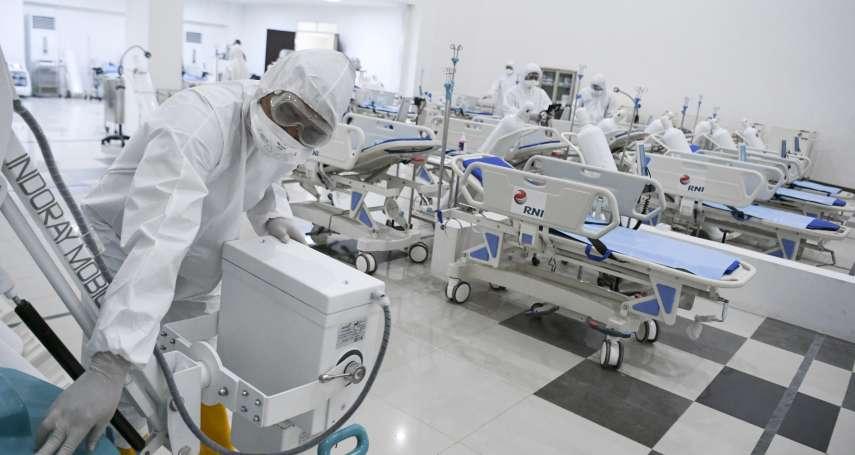 新冠肺炎》醫療設備不足、堅持不要鎖國 印尼恐成為下個疫情大爆發國家