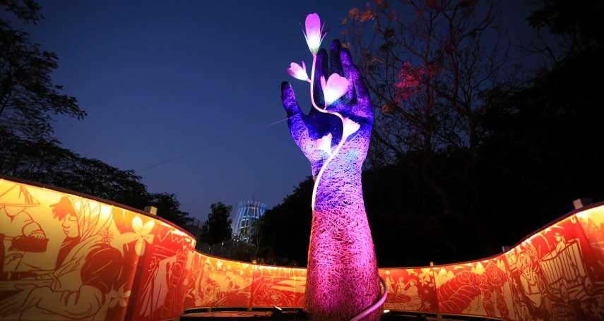 燈會幕後》巨型花燈吸睛 客家藍染展風情