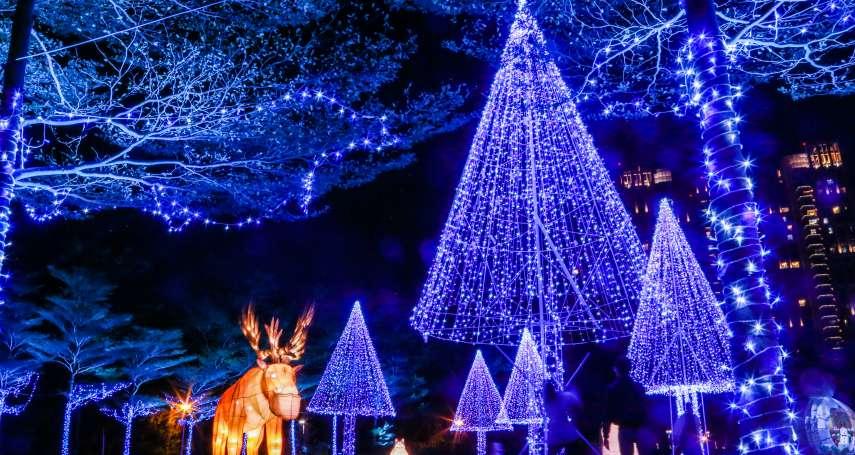 燈會幕後》台中把扭蛋放大 人造雪及動物王國打造童趣樂園