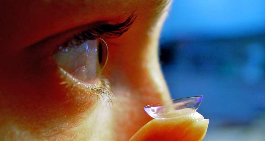 新冠肺炎》你還在戴隱形眼鏡嗎?專家防疫建議:趕快換成一般眼鏡!